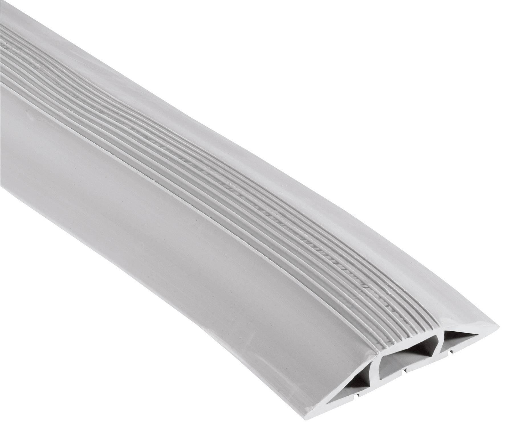 Káblový mostík Vulcascot MCP 2 MCP 2, (d x š x v) 3000 x 120 x 24 mm, sivá, 1 ks
