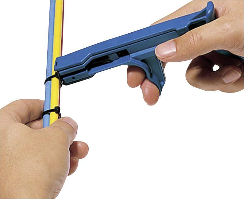 Kleště pro stahovací pásky HellermannTyton MK21, max. 7,6 mm