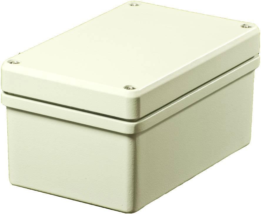 Univerzálne púzdro Rolec EK 082 110.082.110, 129 x 84 x 67 , hliník, sivá (RAL 7032), 1 ks