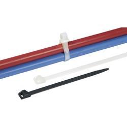 Stahovací rozepínací pásky HellermannTyton RLT150-N66-NA -L1, 770x 8,9 mm, 50 ks, přírodní