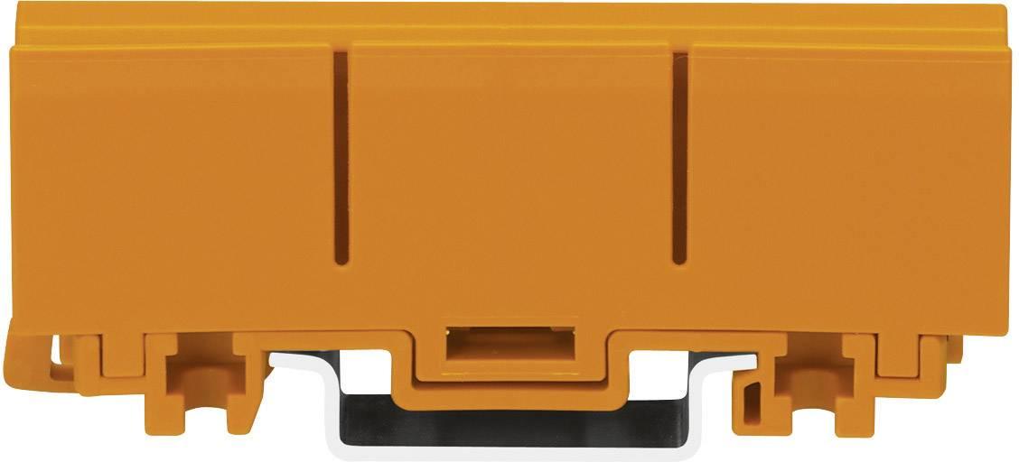 Upevňovací adaptér Wago 2273-500 pro sérii 2273, oranžová