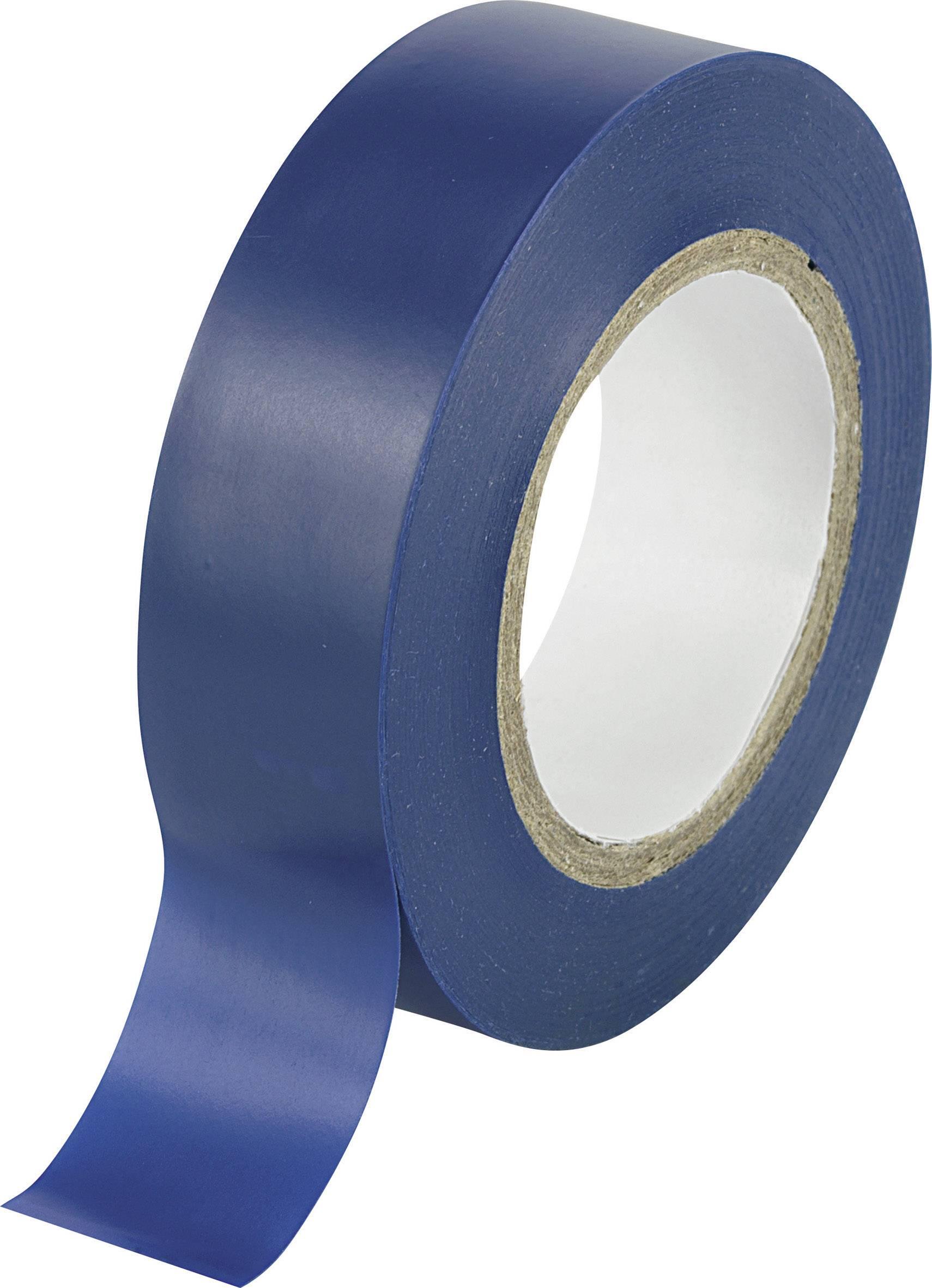 Izolační páska TRU COMPONENTS 1564109, (d x š) 25 m x 19 mm, modrá, 1 role
