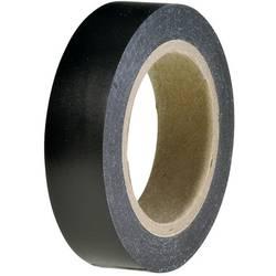 Izolační páska HellermannTyton HelaTapeFlex 15, 710-00104, 15 mm x 10 m, černá
