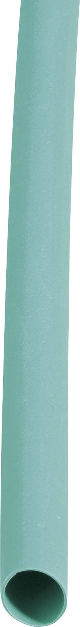 Sada zmršťovacých bužírok DSG Canusa 2810127602CO, 2:1, 6.40 mm /12.80 mm, zelená, 1 sada