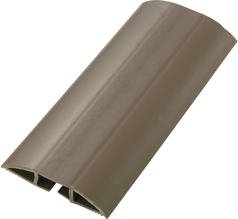 Kabelový můstek KSS SRD75BN, (d x š x v) 1830 x 76.20 x 17.40 mm, hnědá, 1 ks