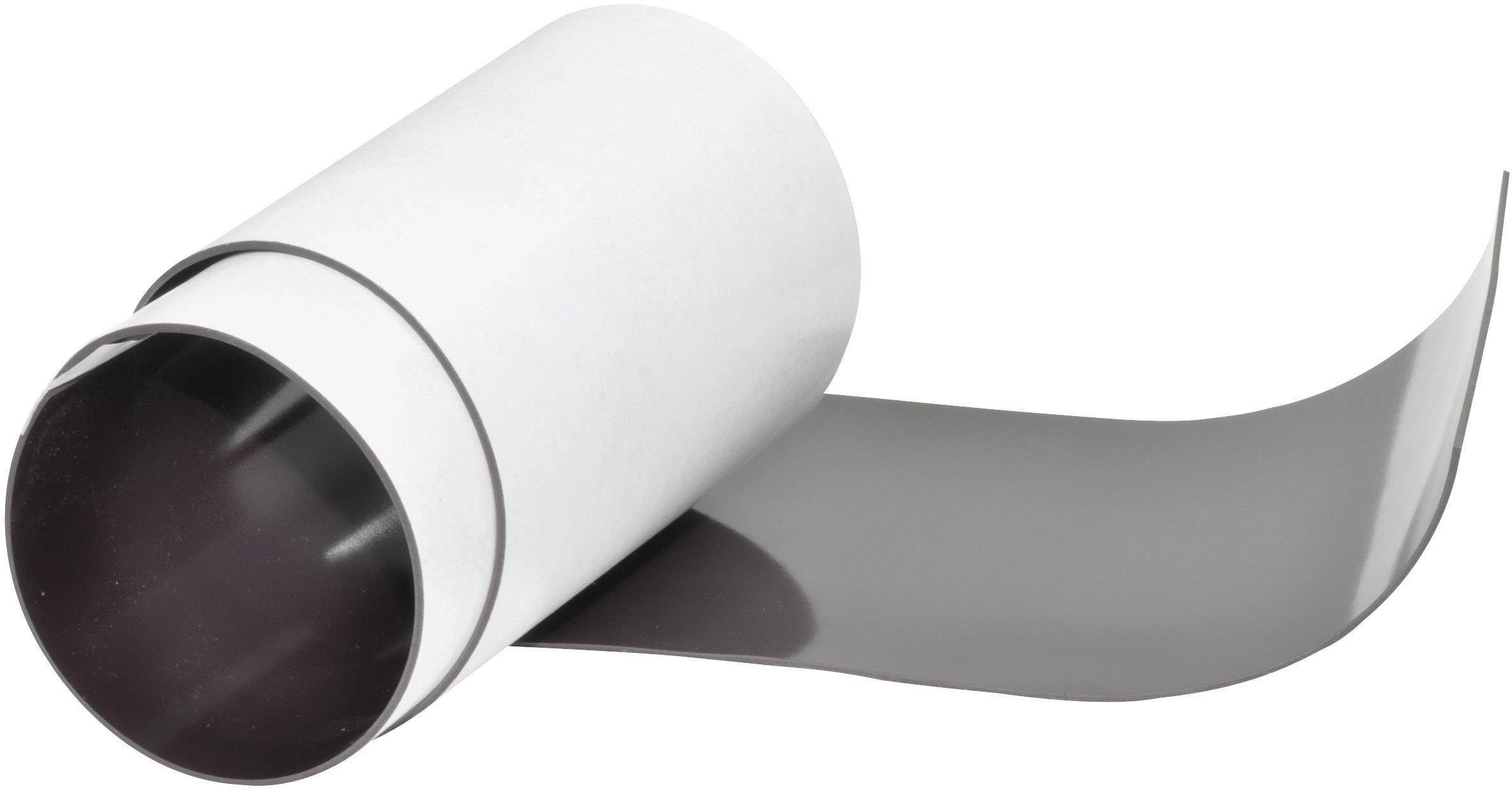 Magnetic tape Conrad Components MF1210-185 542380, (d x š) 1.2 m x 185 mm, tmavohnedá, 1 ks