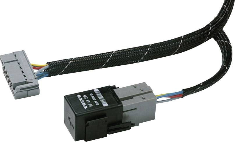 Ochranný oplet HellermannTyton HEGPV0X20-PBT-BK-C4, 12 do 32 mm, -50 do +150 °C, metrový tovar, čierna, sivá