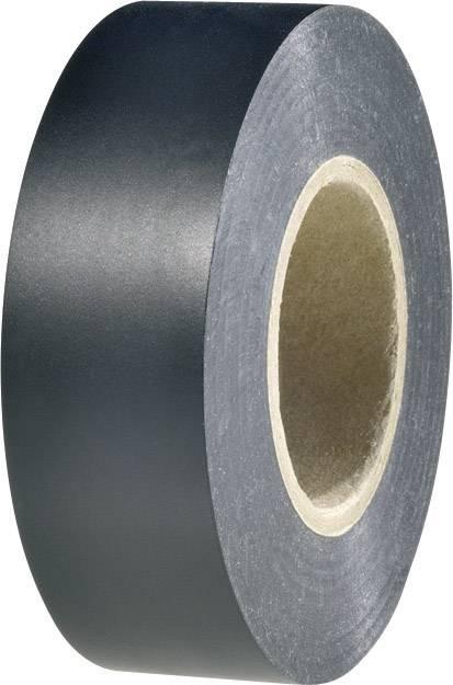 Sada elektrikářských pásek HellermannTyton HelaTape Flex 1000+ 710-10600, (d x š) 6 m x 19 mm, černá, 10 role