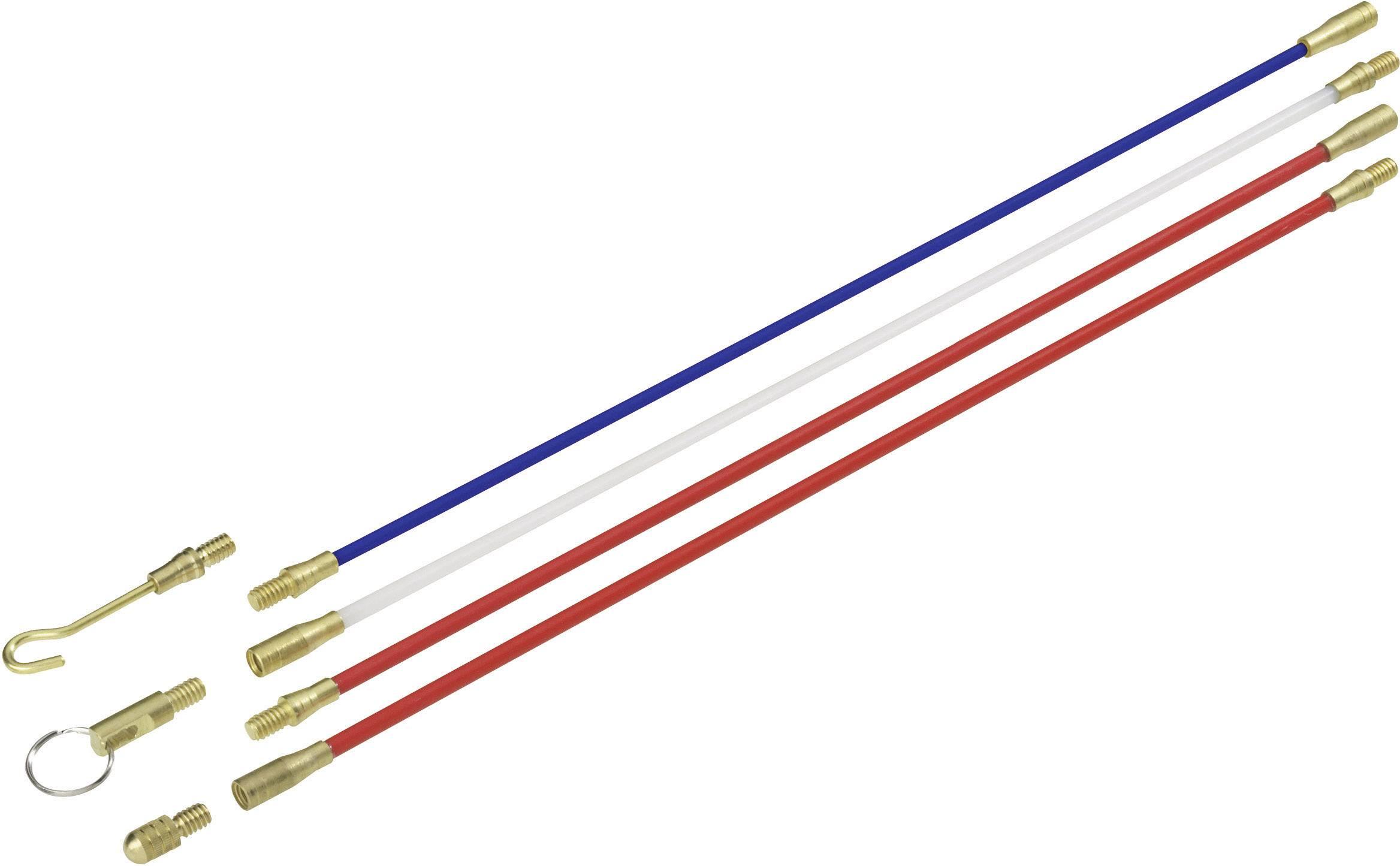 Sada koncovek tyče HellermannTyton Mini Cable Scout CS-SH
