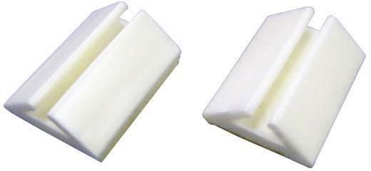 Úchytka KSS VC2 544707, samolepicí, 2.50 mm (max), přírodní, 1 ks