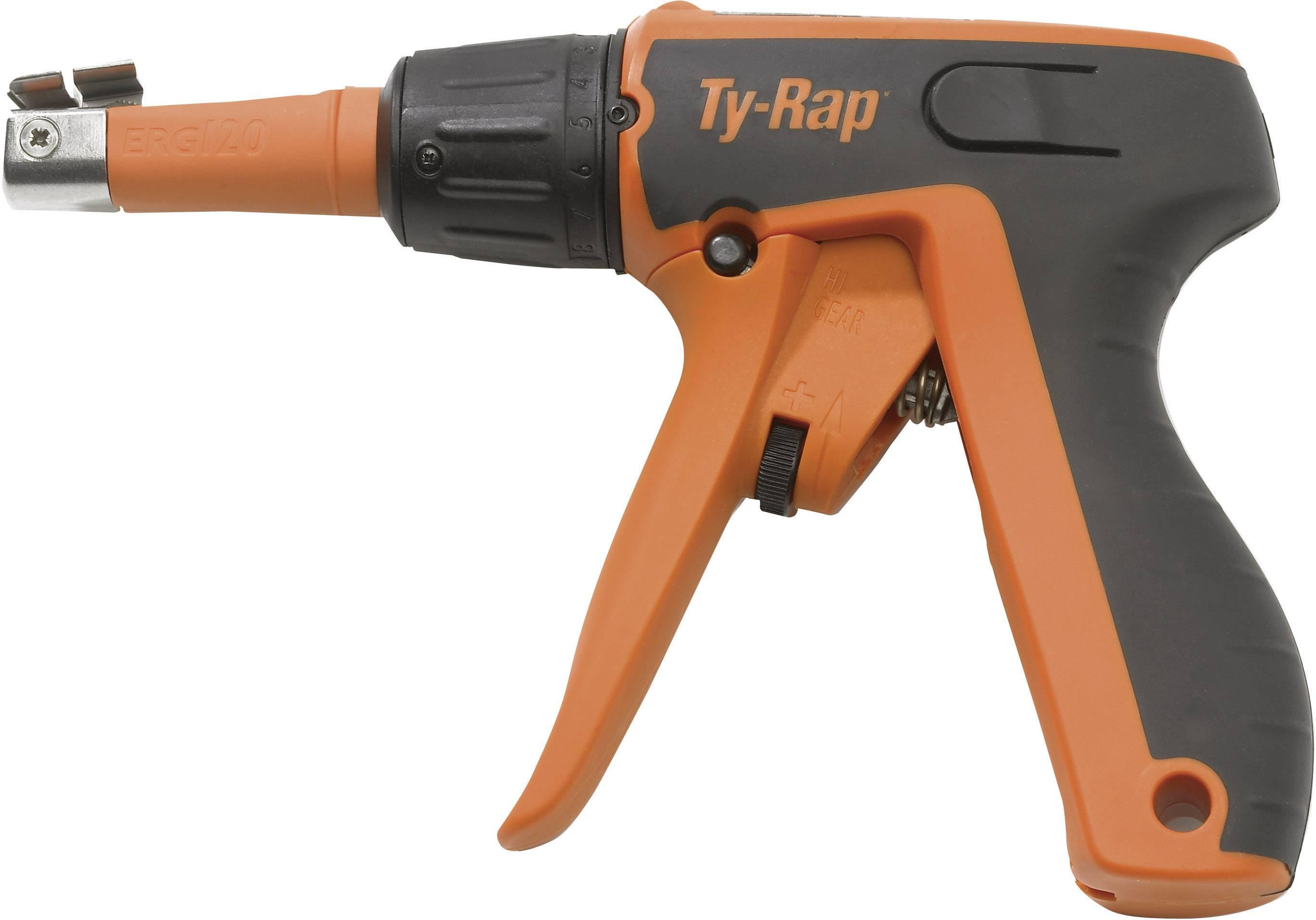Kleště na stahovací pásky ABB ERG120 ERG120 oranžová
