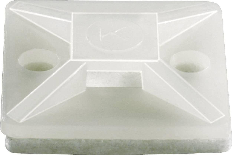 Úchytka KSS HC101S 545014, 36.70 mm (max), priehľadná, 1 ks