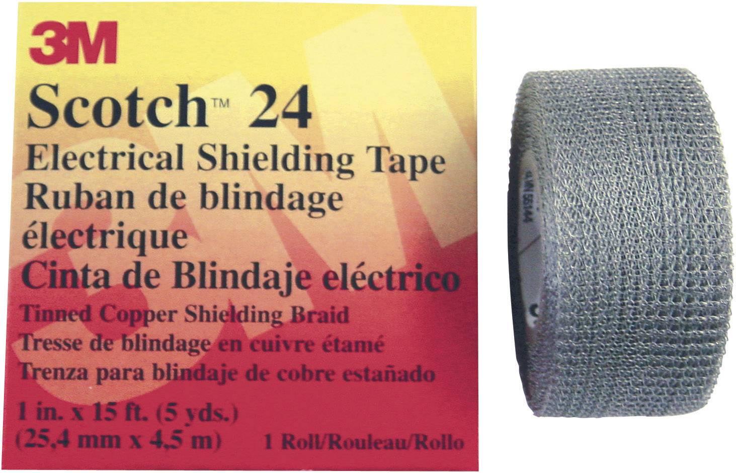 Tienacia lepiaca páska 3M SCOTCH™ 24 80-0120-2401-6, (d x š) 4.5 m x 25 mm, 1 roliek
