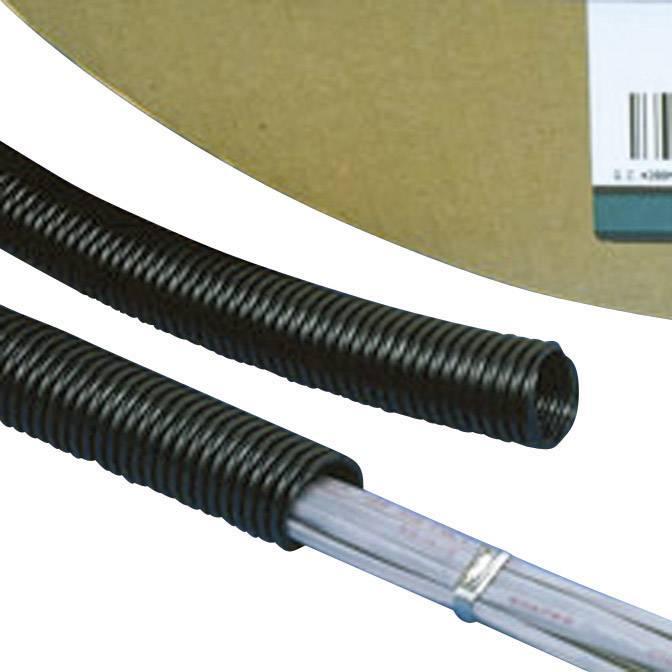 Husí krk série CLT Panduit CLTS100F-C, černá