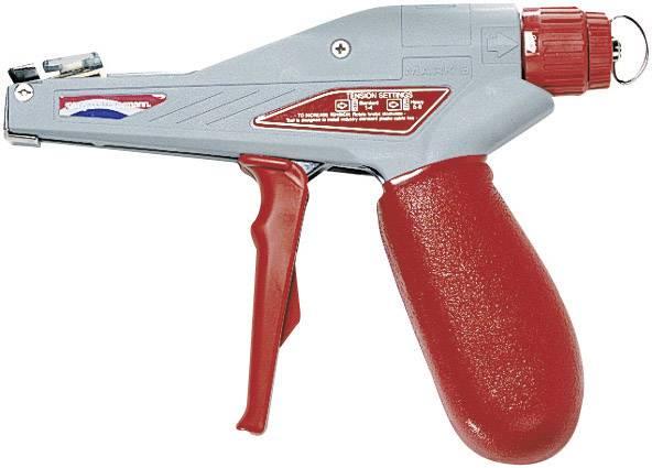 Manuálna pomôcka na spracovanie HellermannTyton MK9SST 110-95000 sivá, červená