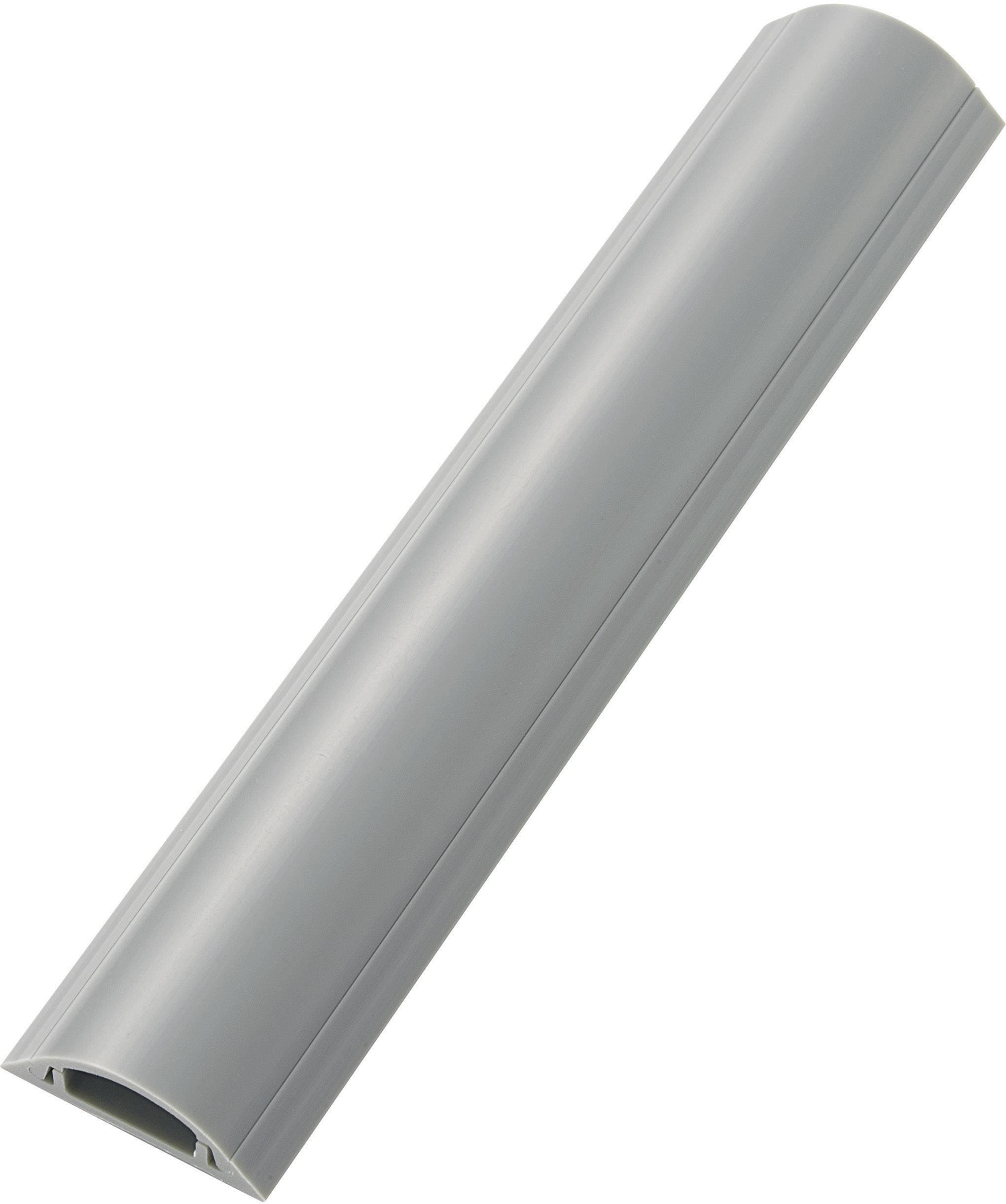 Káblový mostík KSS 547567 RDAR30AWM, (d x š x v) 1000 x 28.80 x 74 mm, sivá, 1 ks