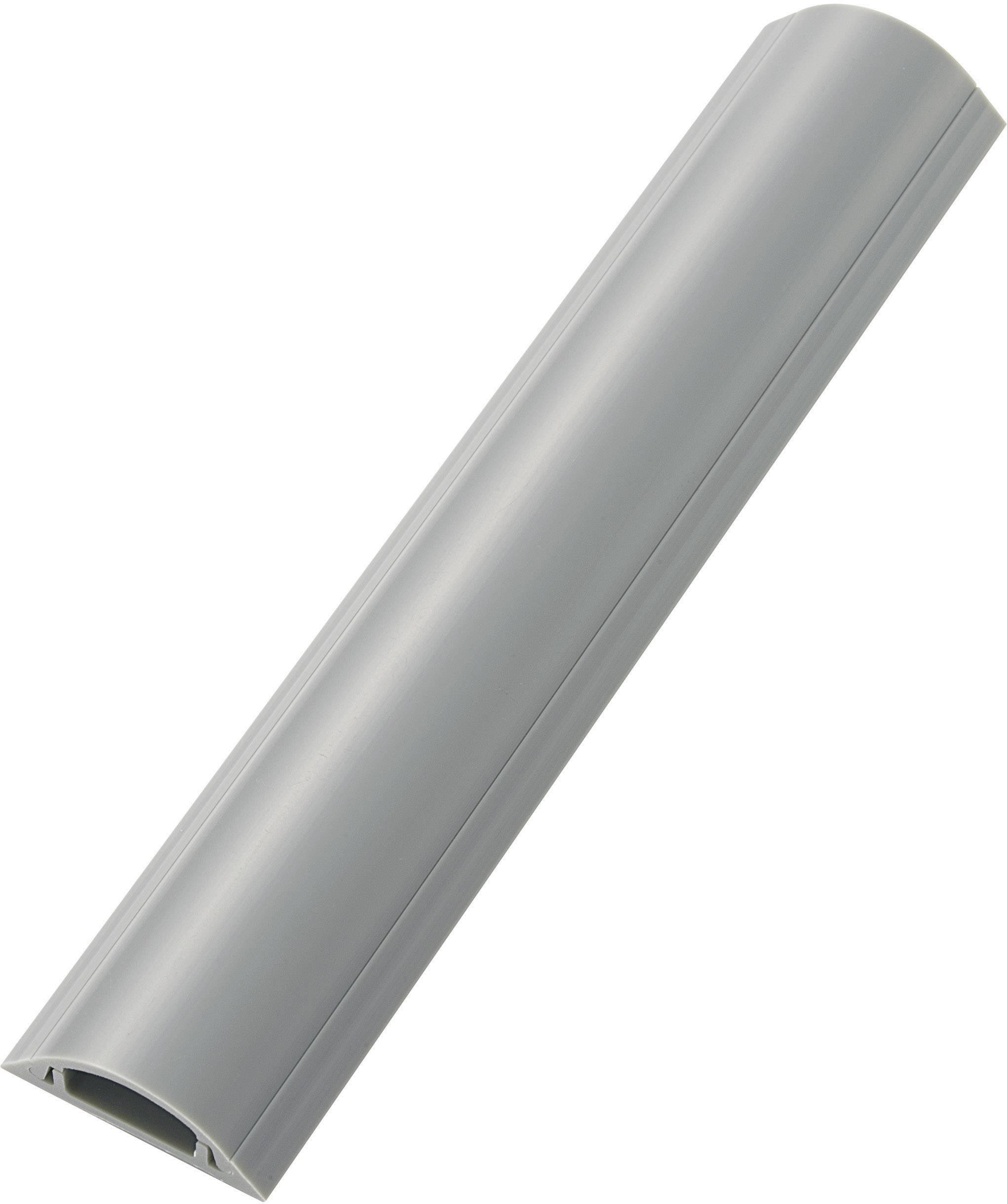 Káblový mostík TRU COMPONENTS 1592916 TC-RDAR40AWM203, (d x š x v) 1000 x 38.50 x 11.50 mm, sivá, 1 ks