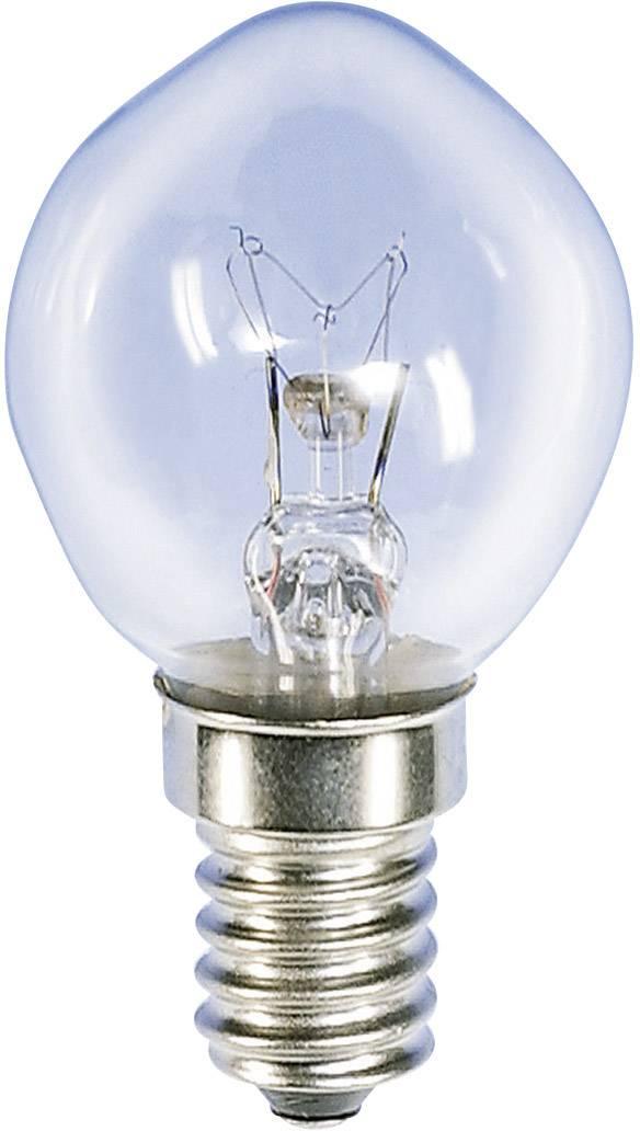 Žárovka 14 V, 5 W, 357 mA, E14, čirá