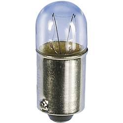 Malá trubková žárovka Barthelme 00242303, 10 mA, BA9s, 3 W, čirá