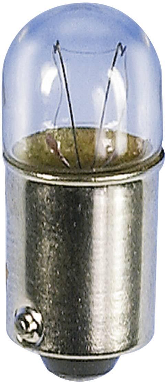 Malá trubková žárovka Barthelme 00243007, 66 mA, BA9s, 2 W, čirá