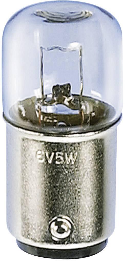 Žiarovka Barthelme 00142405, 24 V, 5 W, číra, 1 ks