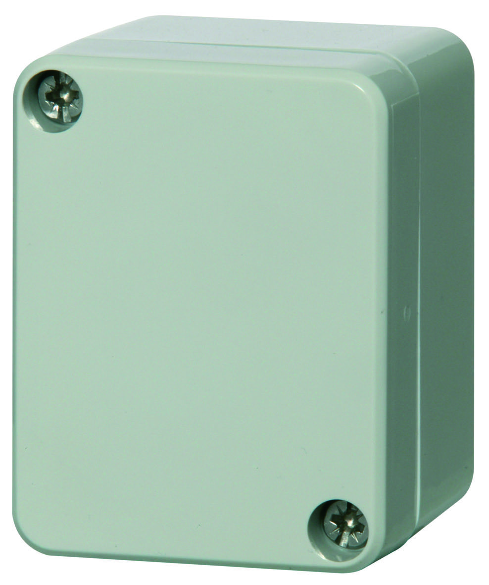 Univerzálne púzdro Fibox AB 050705 7083520, 50 x 65 x 45 , ABS, svetlo sivá (RAL 7035), 1 ks