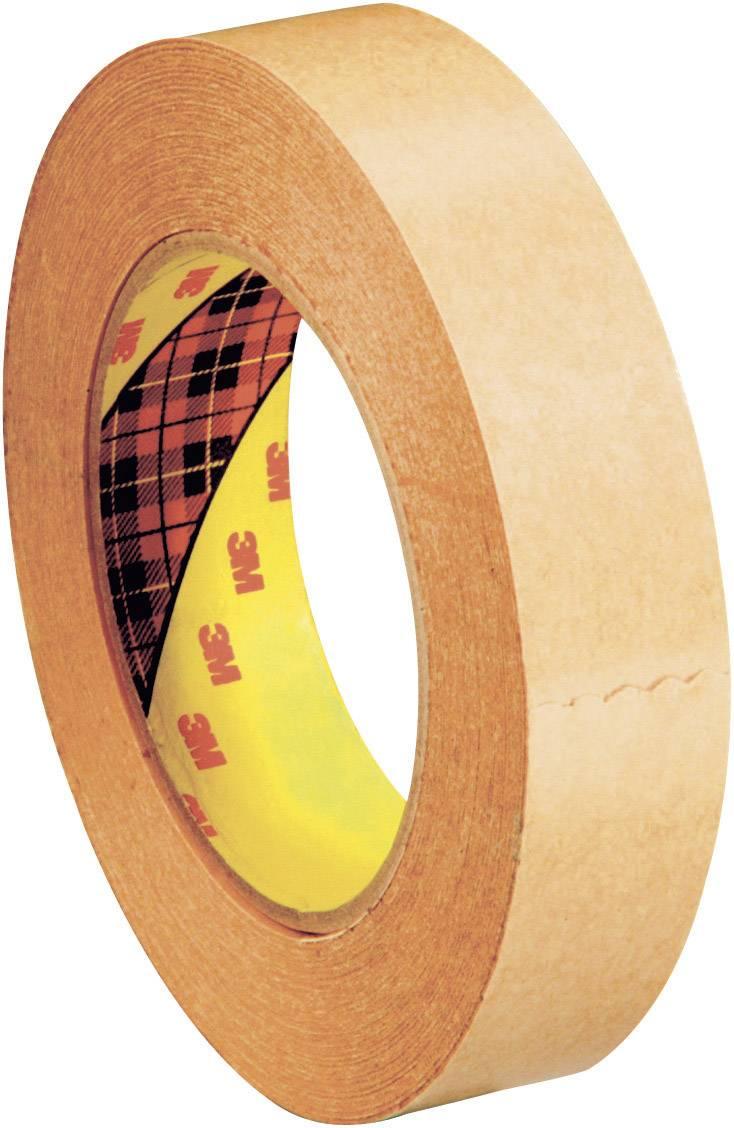 Obojstranná lepiaca páska 3M 9527 XT-0034-9023-9, (d x š) 50 m x 19 mm, krémová, 1 roliek