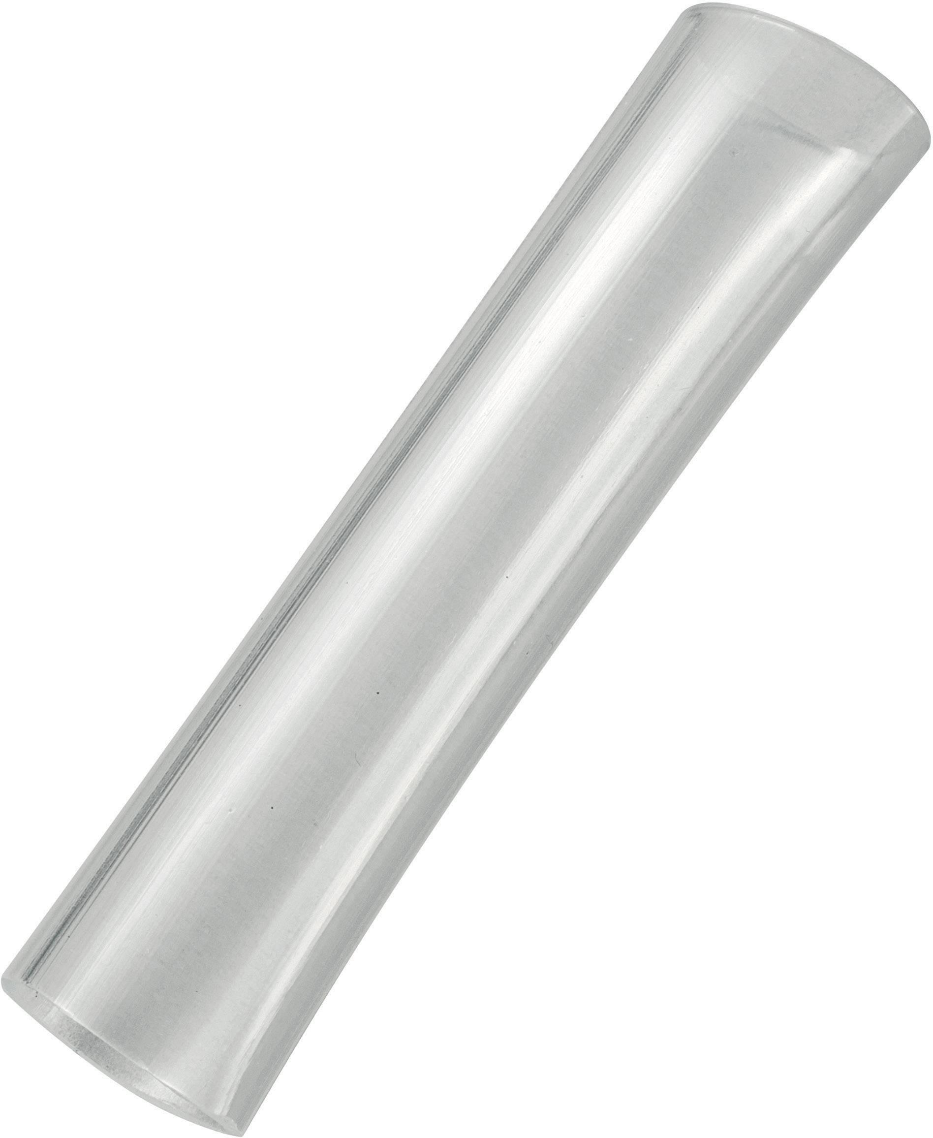 PVC izolačná hadica na el.vedenie TRU COMPONENTS PVC150TR, vnútorný Ø 15 mm, priehľadná, metrový tovar