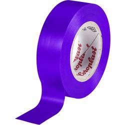 Izolační páska Coroplast, 302, 15 mm x 10 m, fialová
