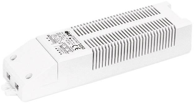 Elektronický transformátor klasický, T250, 250 W, 230 V ⇔ 11,5 V, černá