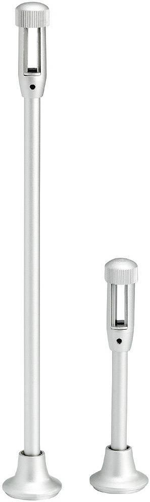 Úchyt pro kolejnicový systém SLV Linux Light, 138260, délka 20 cm, stříbrná/šedá