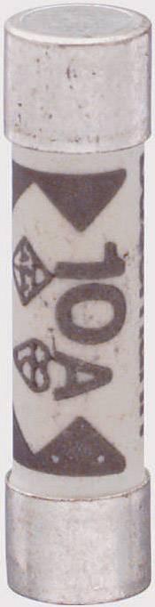 Jemná poistka ESKA TDC180 10 A, 10 A, 240 V, (Ø x d) 6.4 mm x 25.4 mm, superrýchly -FF-, 1 ks