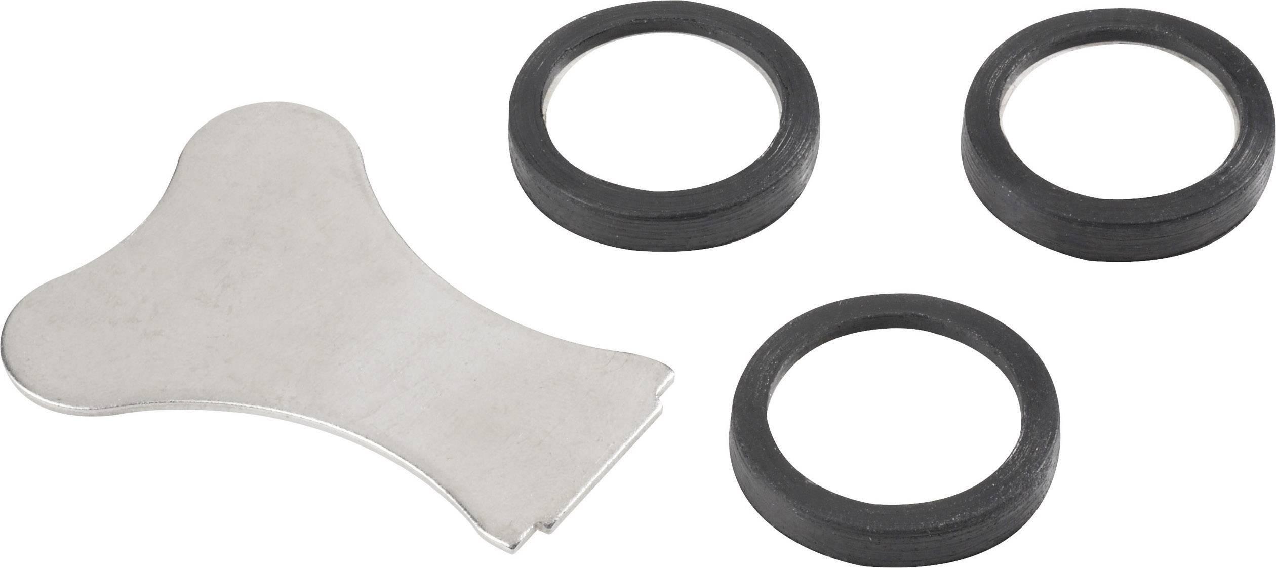 Sada 3 ks náhradných membrán (20 mm s kľúčom) na 550768