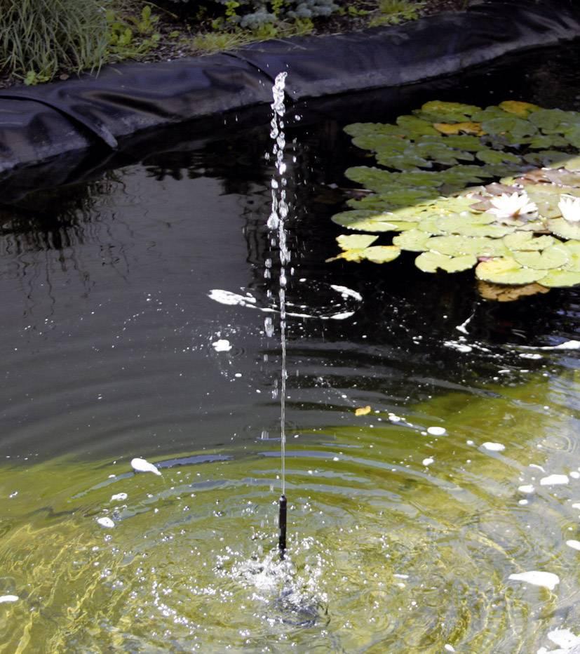 Solární sada fontány Esotec Palermo-S, 300 l/h, 0,8 m