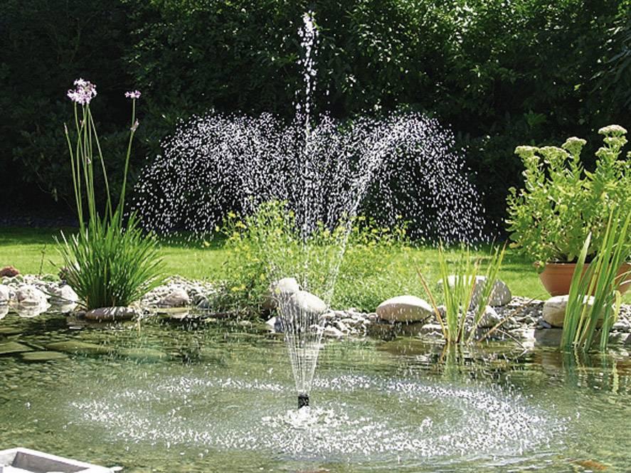 Zahradní fontána s čerpadlem Pontec Pondovario 2500