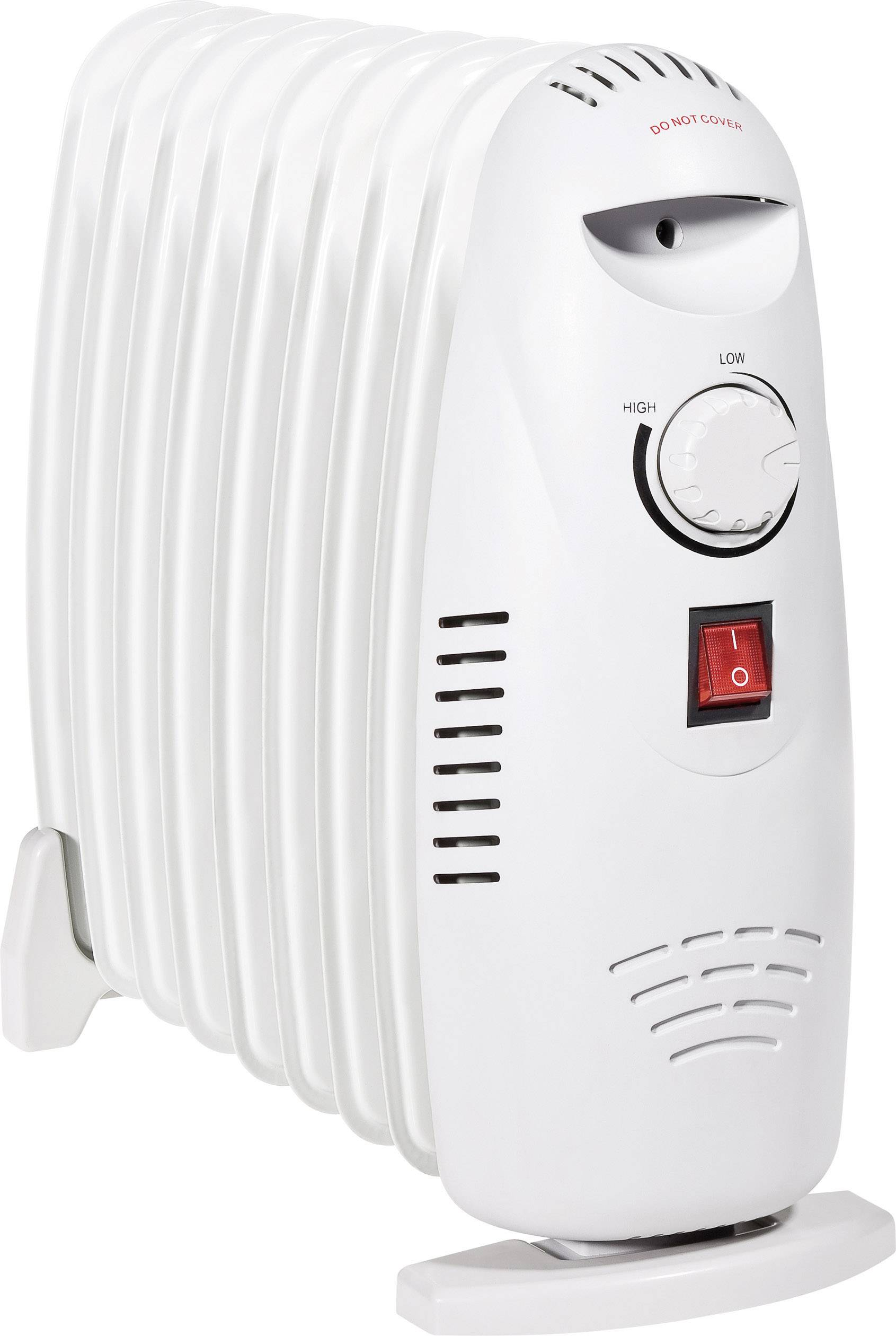 Olejový radiátor Kompakt OR321-9, 900 W, biela, 9 rebier