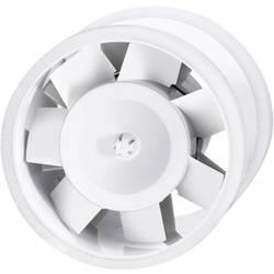 Ventilátor do potrubí sygonix 125 mm, bílá