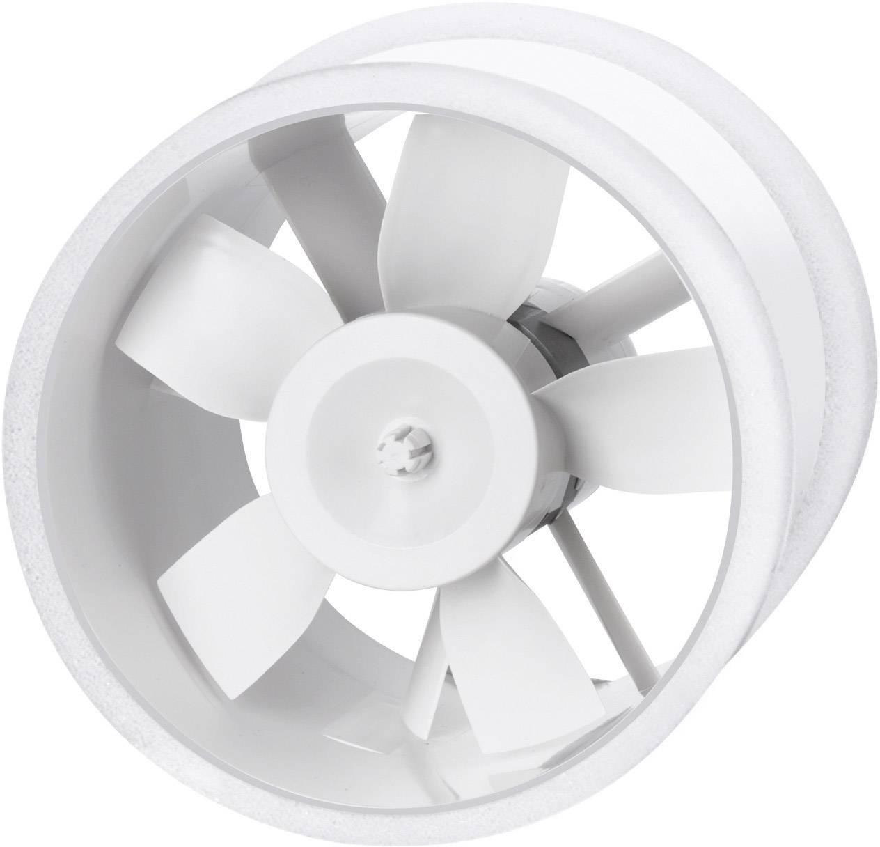 Ventilátor do potrubí Sygonix, 256 m³/h, 150 mm, bílá