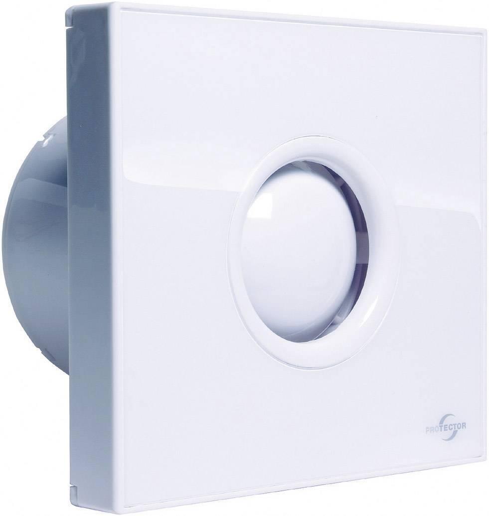 Nástenný a stropný ventilátor Protector ProAir s časovačom, biely