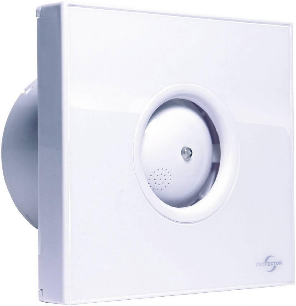 Nástenný a stropný ventilátor Protector ProAir Hygro, biely