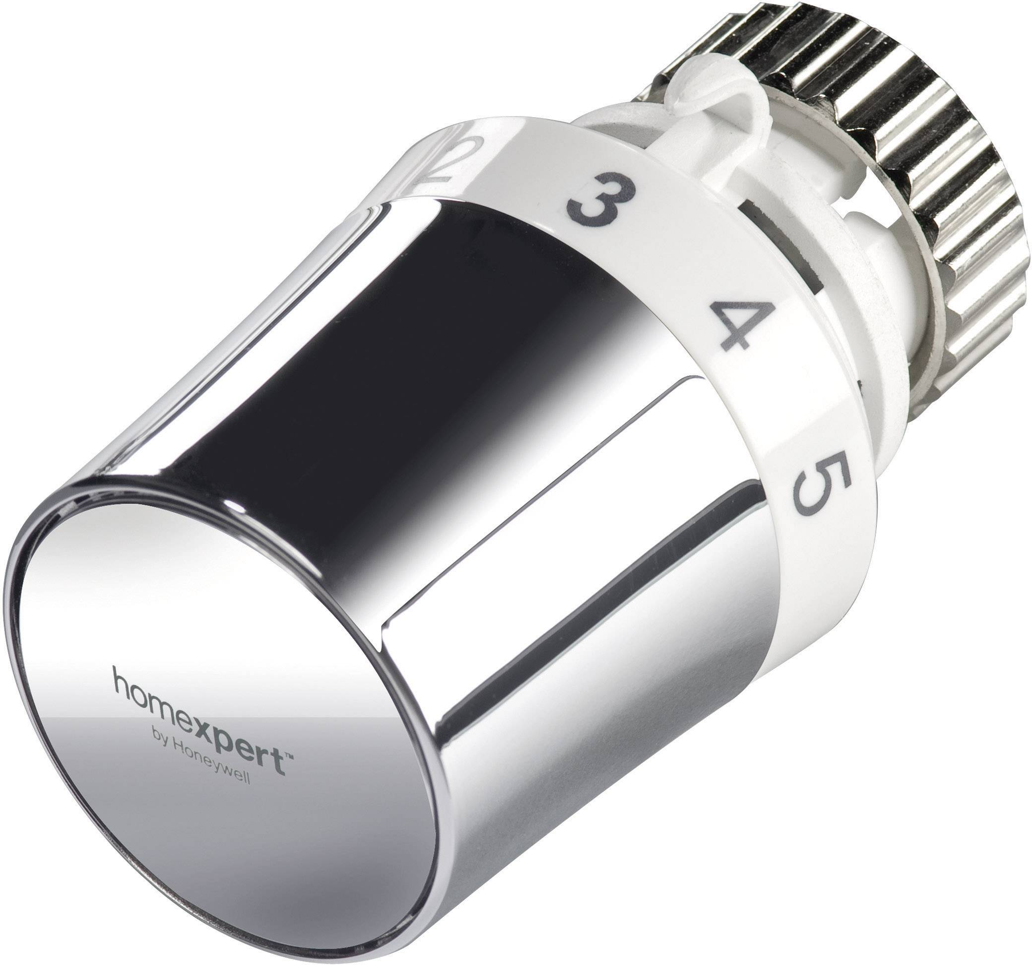 Termostatická hlavice Homexpert by Honeywell, M30 x 1.5, chrom (TRH7M30WGE)