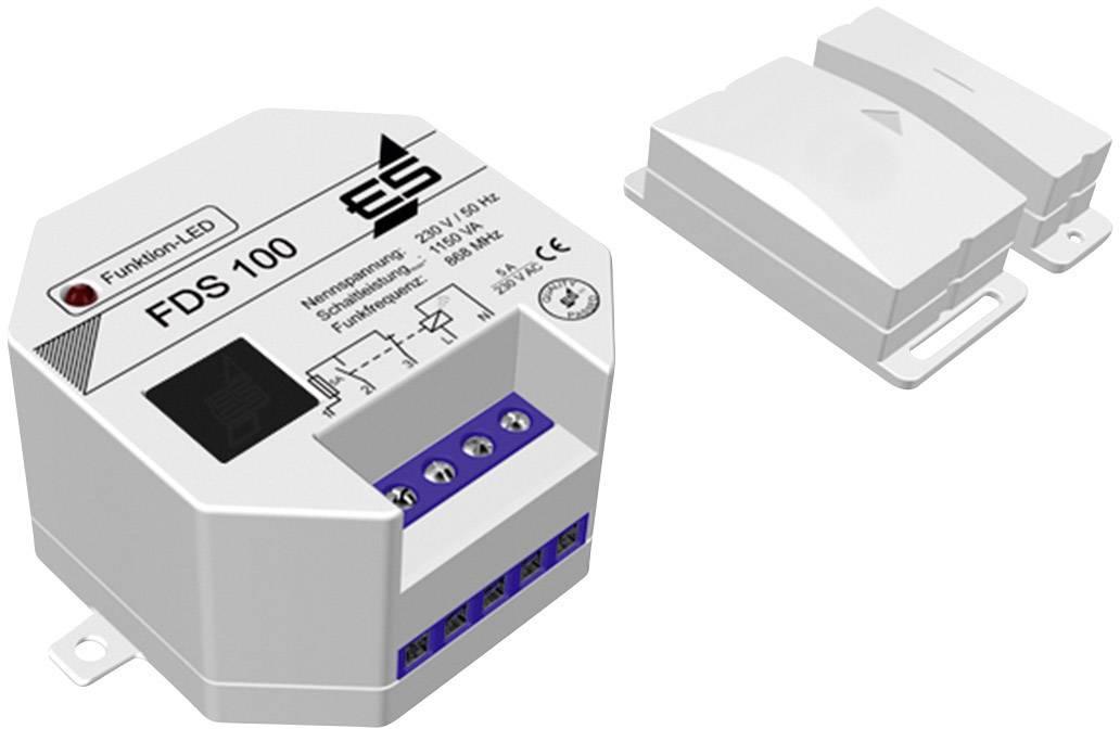 Bezdrôtové ovládanie Schabus FDS100, 1150 W, biela