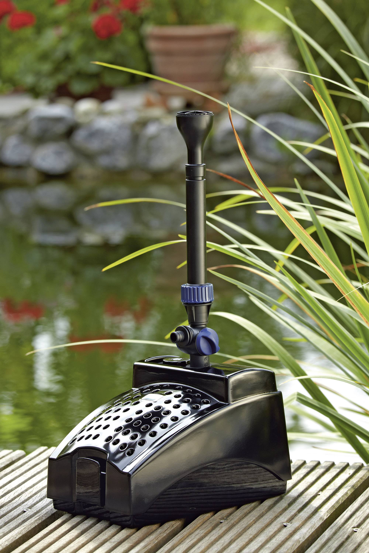 Tlakový filter pre jazierka Oase Filtral 2500 UVC, 20 W