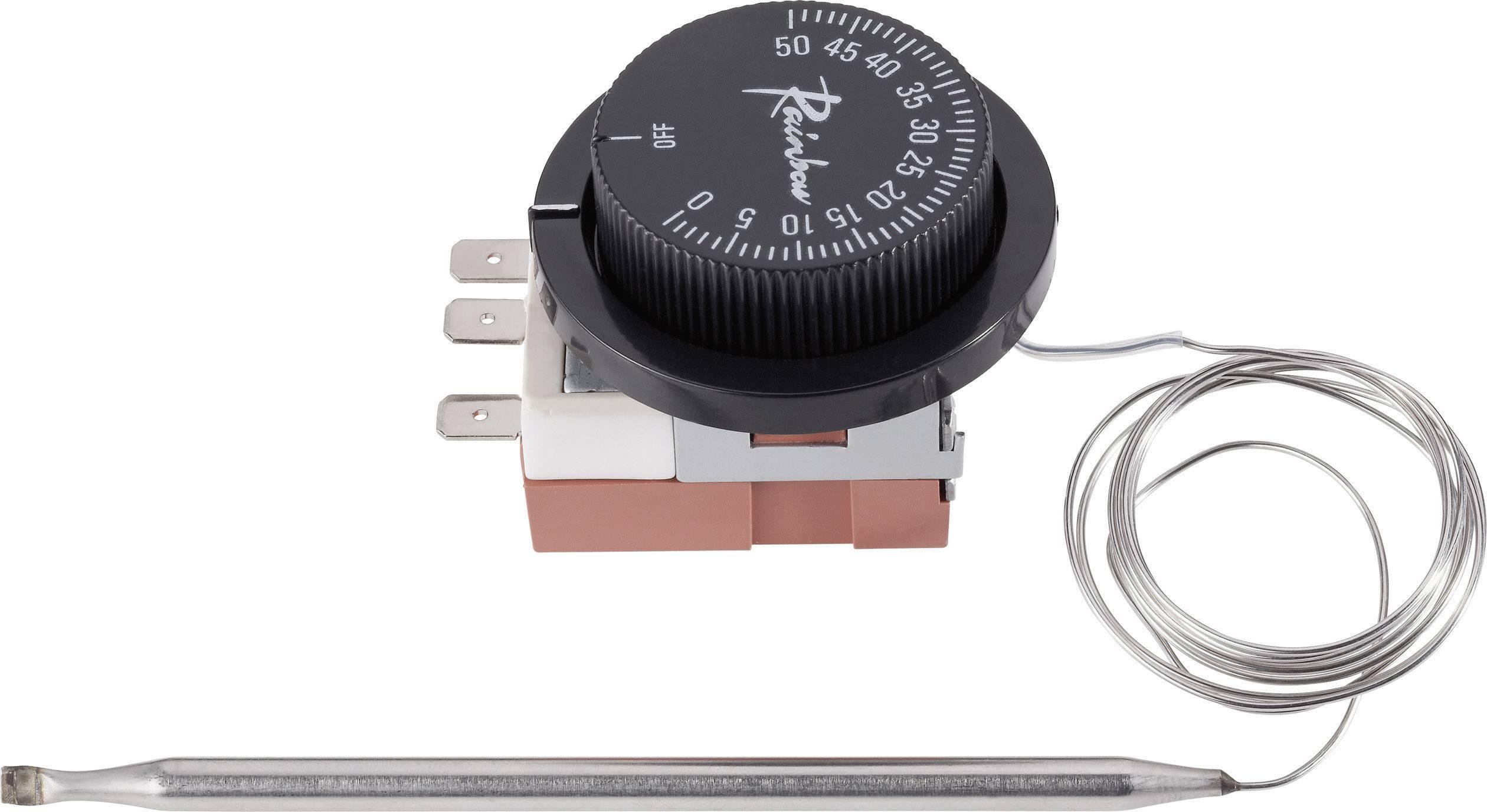 Zabudovateľný termostat TS-050S R, 0 až 50 °C