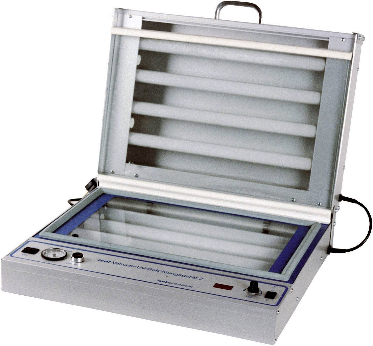 UV osvitka s odsvávaním