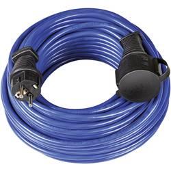 Napájací predlžovací kábel Brennenstuhl 1169810, IP44, modrá, 10 m