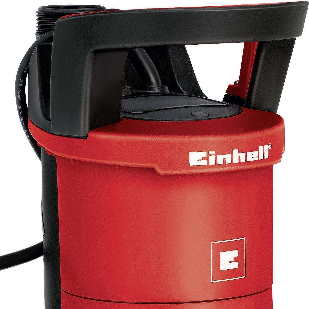 Kalové čerpadlo Einhell RG-DP 8735, 17500 l/h, výtlak do 9 m
