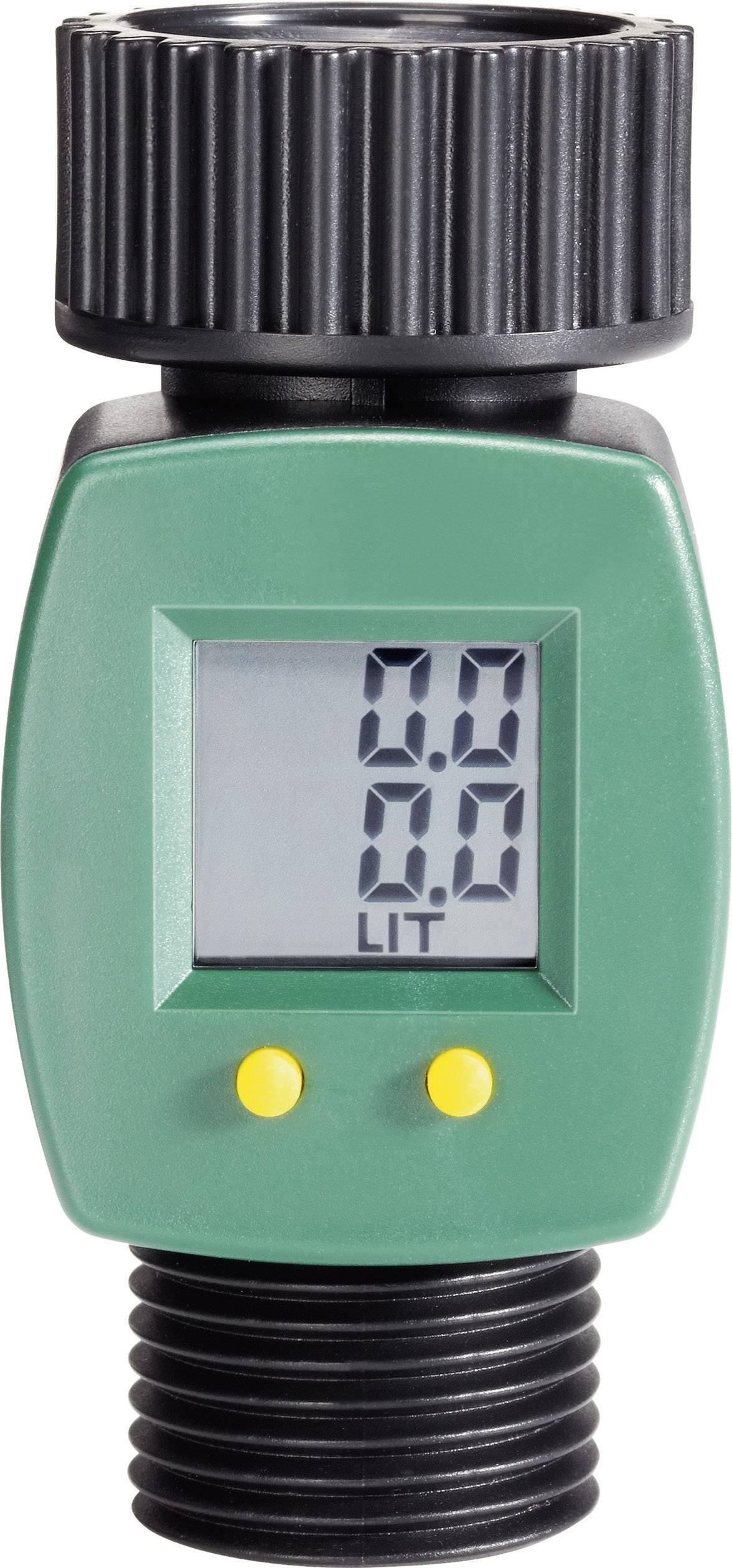 Digitálny prietokomer s LCD