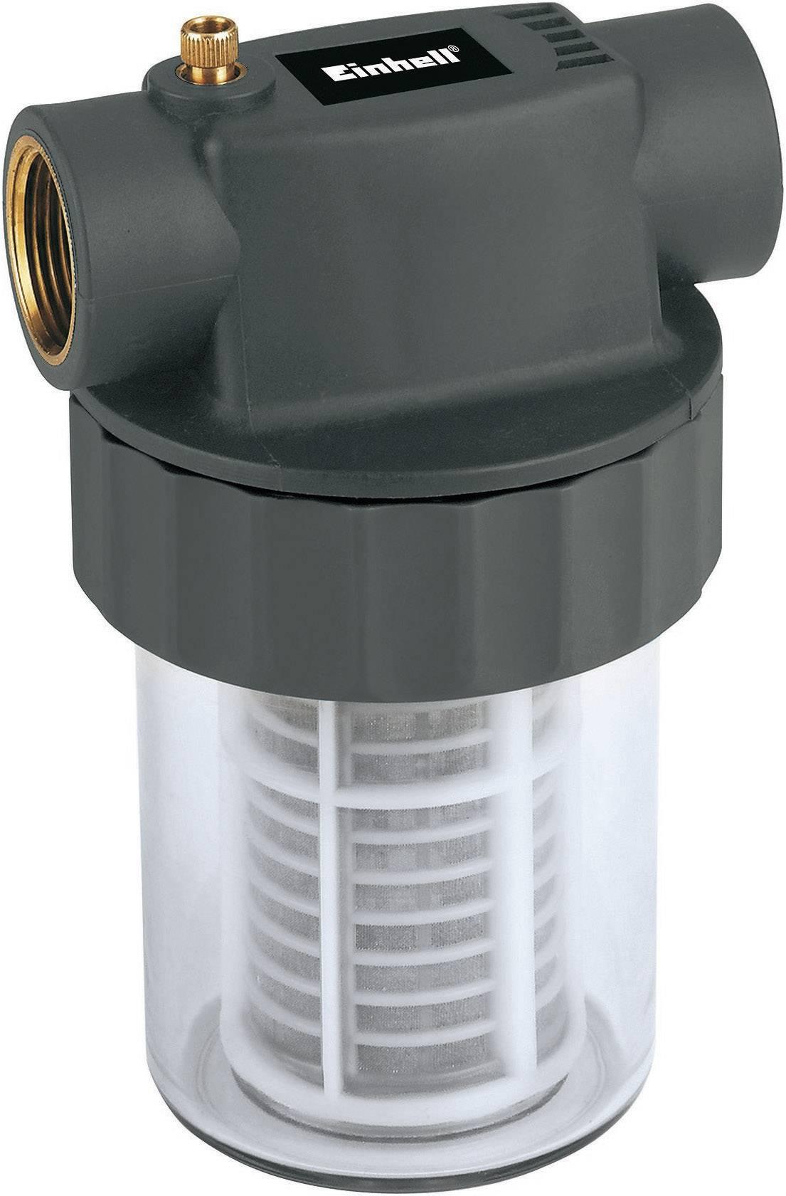 Predradený filter Einhell, 12 cm