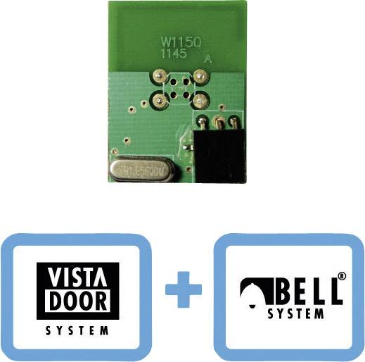 Bezdrôtový zvonček m-e modern-electronics VTX-Bell VTX-Bell, bezdrôtový modul, max. dosah 50 m